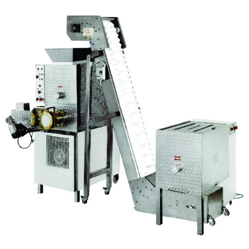 Omcan PM-IT-0080 food equipment > pasta machines and sheeters > floor model heavy-duty pasta machines