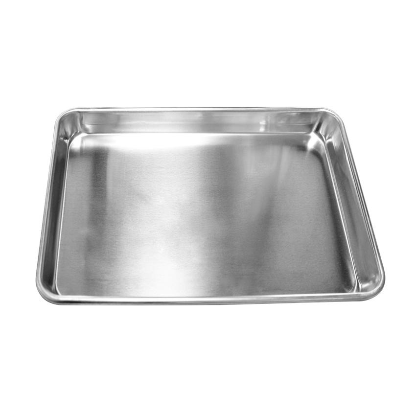 Omcan 44255 smallwares > restaurant essential > trays > aluminum tray|smallwares > restaurant essential > trays