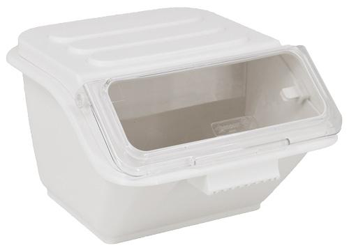 Omcan 80320 handling and storage > food storage containers > shelf ingredient bins