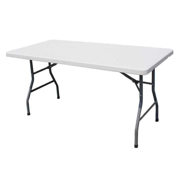Omcan 44489 folding tables and chairs