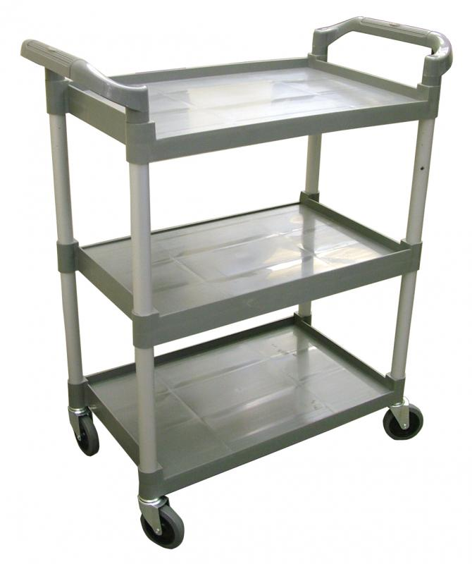 Omcan 18306 handling and storage > mobile products > carts > bussing carts|handling and storage > mobile products > carts