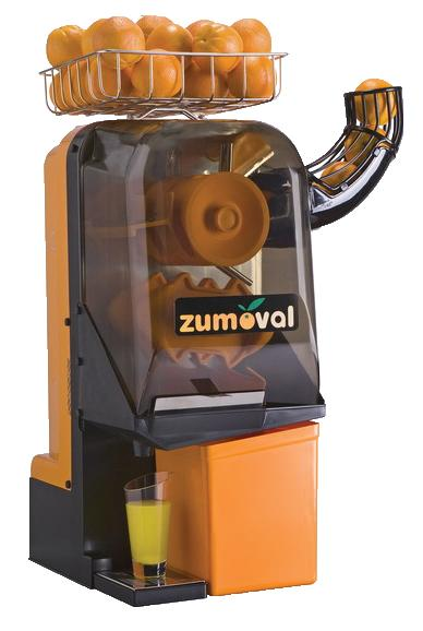 Omcan JEES0015 food equipment > juice extractors > zumoval juice extractors > zumoval juicers - minimax