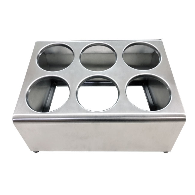 Omcan 80817 smallwares > dining solutions > utensil holders and flatware organizers