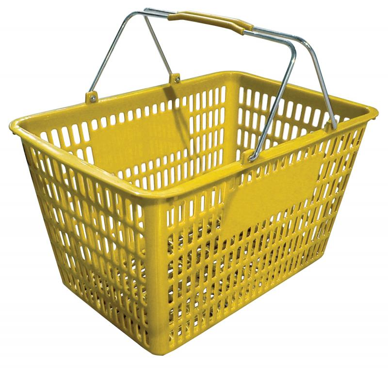 Omcan 13027 customer convenience > grocery essentials > shopping baskets and grocery carts