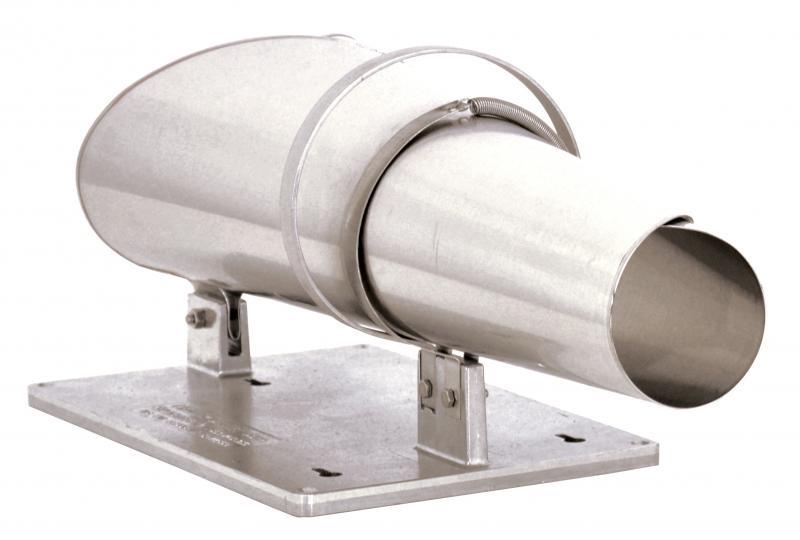 Omcan 10471 stuffing horns