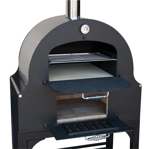 Omcan CE-CN-1188 food equipment > outdoor cooking equipment > wood burning oven