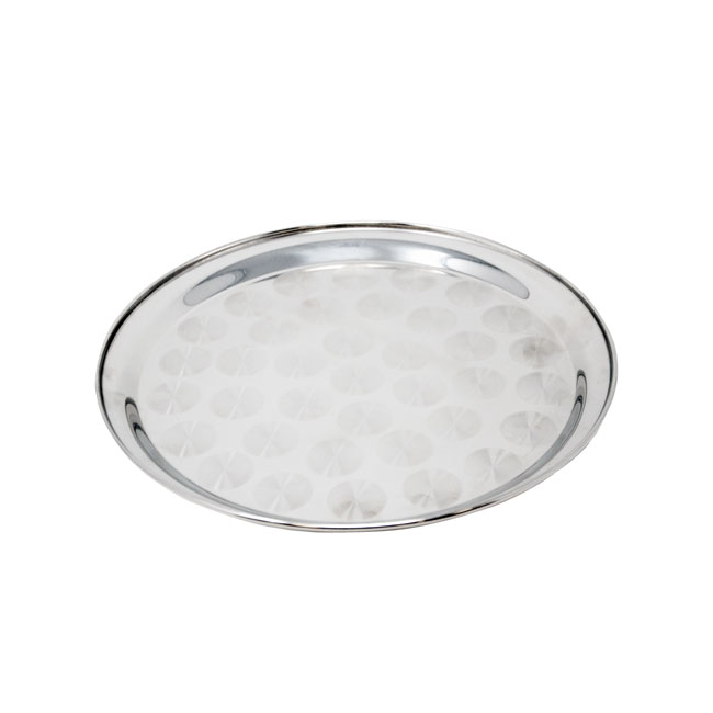 Omcan 80812 smallwares > dining solutions > trays > stainless steel serving trays