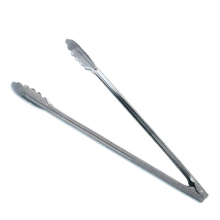 Omcan 80795 smallwares > dining solutions > tongs > coiled spring utility tongs