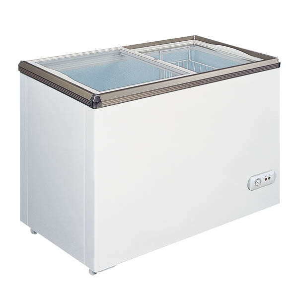 Omcan FR-CN-0200 display chest freezers|refrigeration