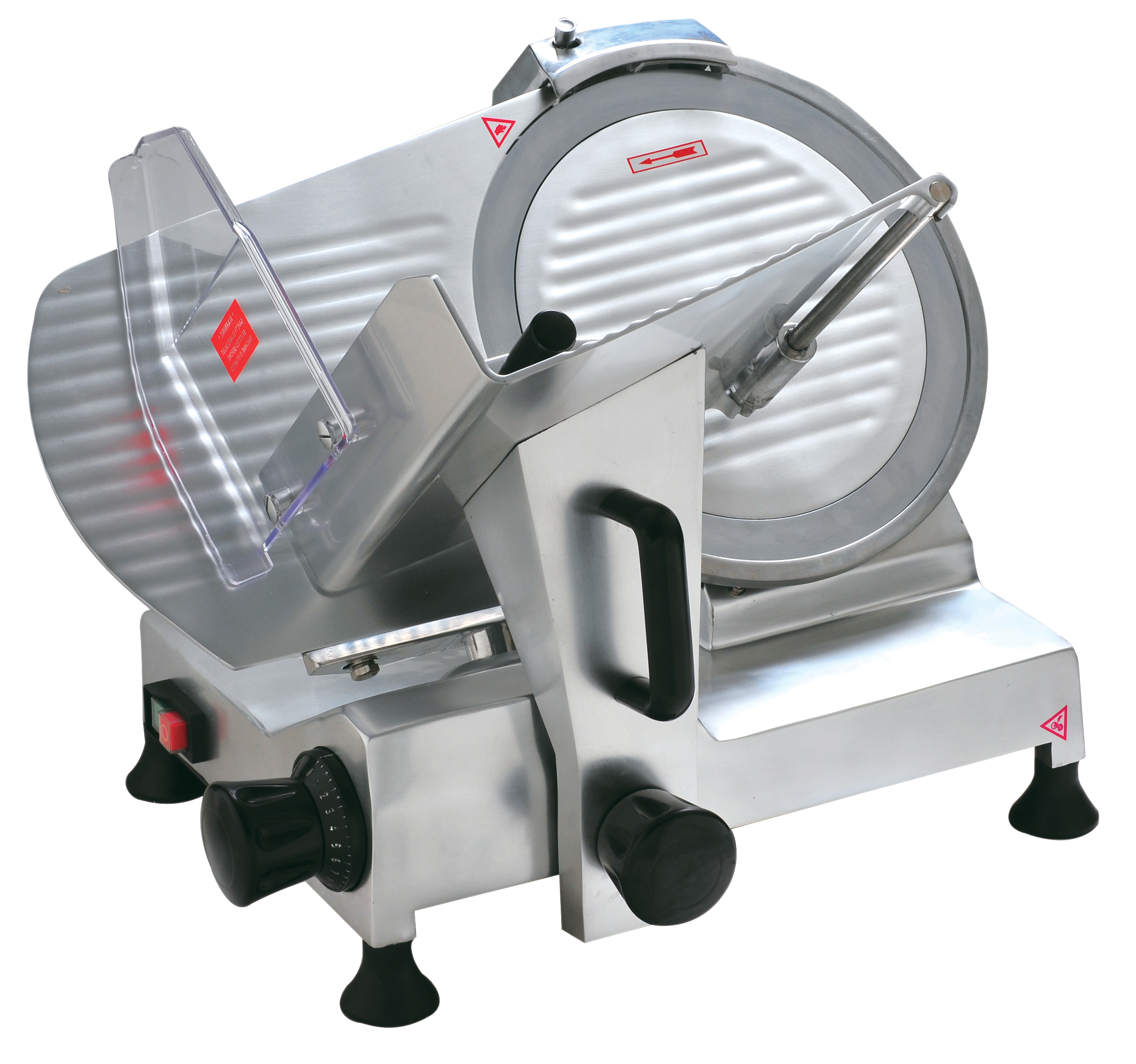 Omcan MS-CN-0300 food equipment > meat slicers > 12-inch blade slicers