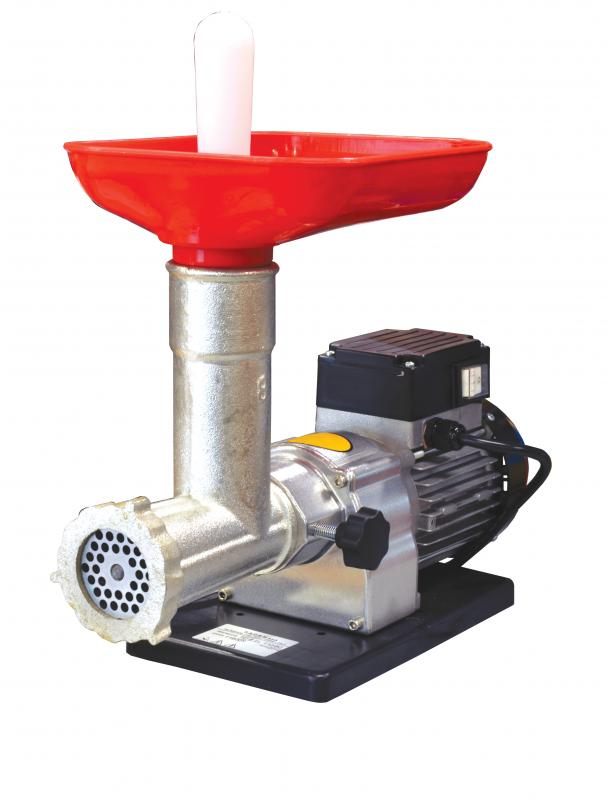 Omcan MGIT0008 food equipment > meat grinders and accessories > light-duty meat grinders