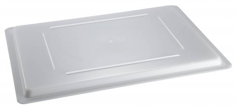 Omcan 85133 handling and storage > food storage containers > polypropylene rectangle food storage containers and covers