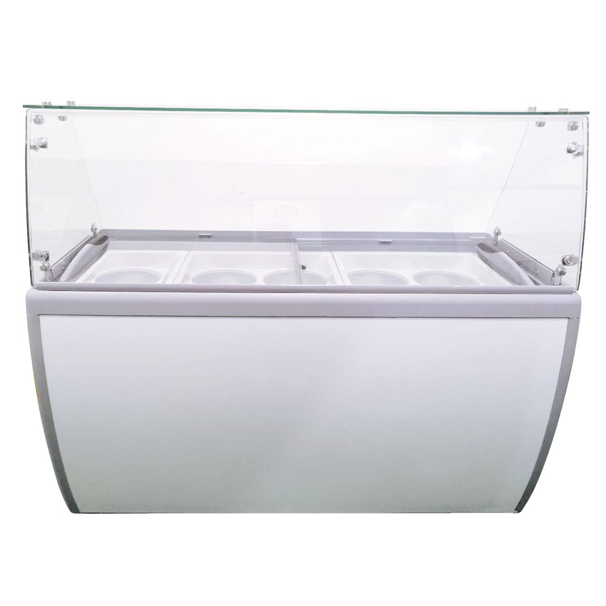 Omcan FRCN0460S refrigeration > display freezers > ice cream dipping freezers