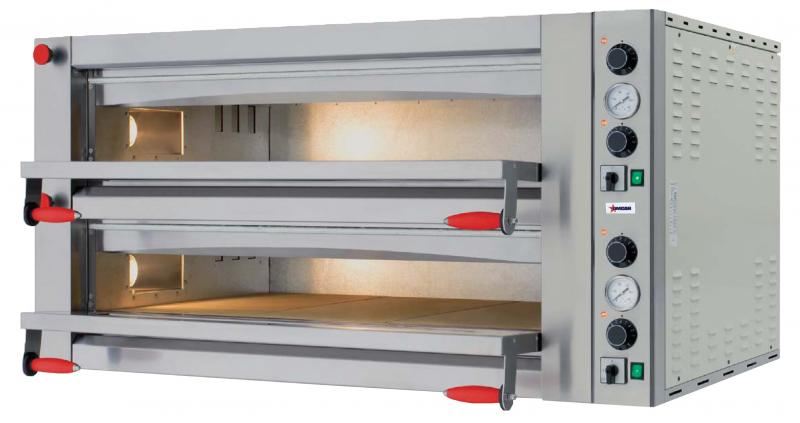 Omcan PEIT0048D food equipment > cooking equipment > pizza ovens and accessories > pizza ovens