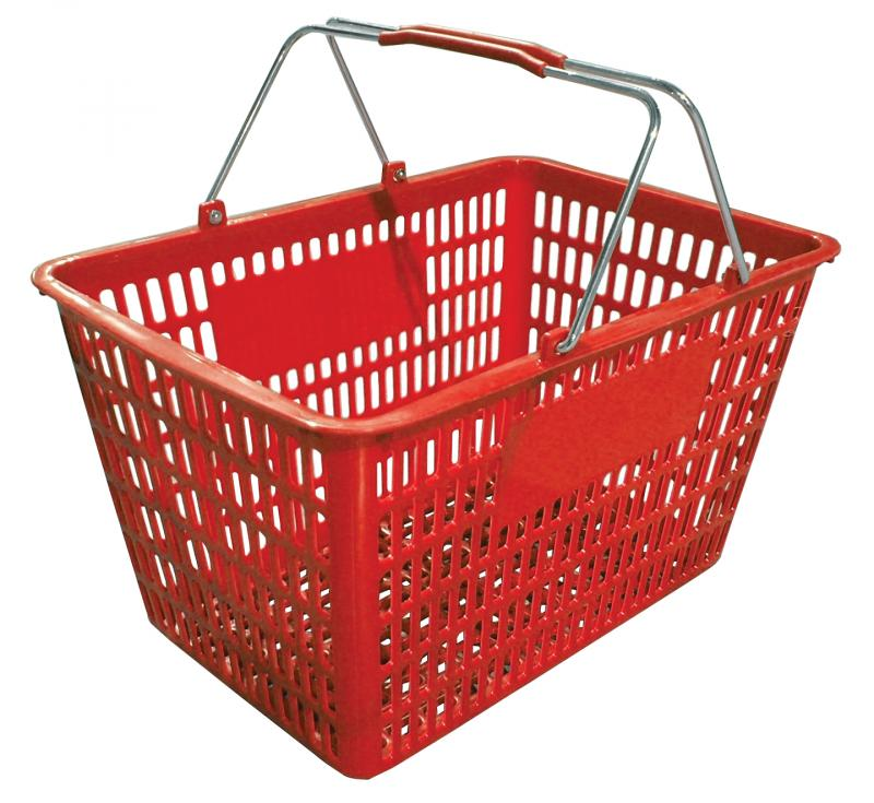 Omcan 13025 customer convenience > grocery essentials > shopping baskets and grocery carts