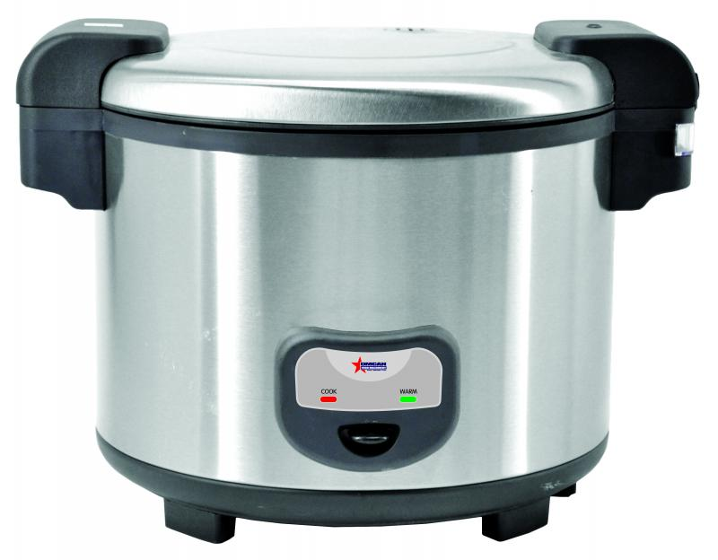 Omcan CECN0005 food equipment > food warmers > rice cooker / warmer