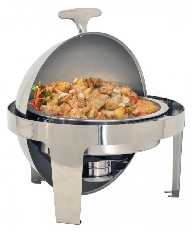 Omcan 80527 smallwares > dining solutions > chafing dishes
