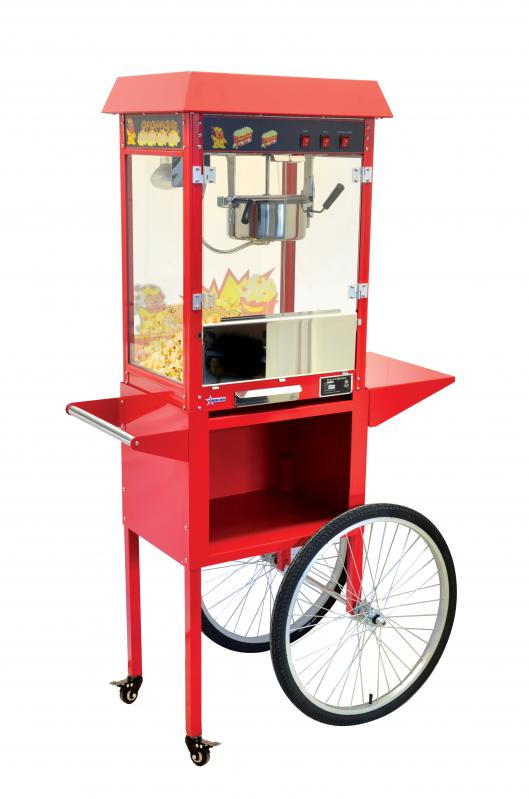 Omcan CE-CN-0227 food equipment > concession equipment > popcorn machine