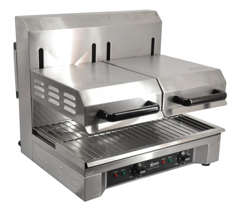 Omcan CECN1633D food equipment > cooking equipment > salamander broilers and cheese melters
