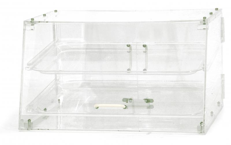 Omcan 80567 merchandising > displays > display cases