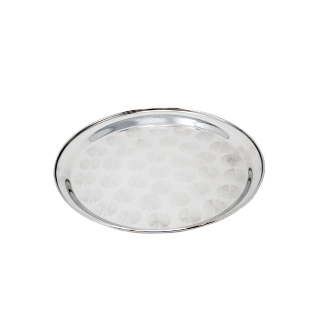 Omcan 80811 smallwares > dining solutions > trays > stainless steel serving trays