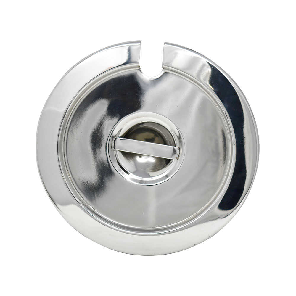 Omcan 44673 handling and storage > bain marie pots/steam table insets > cover for steam table inset