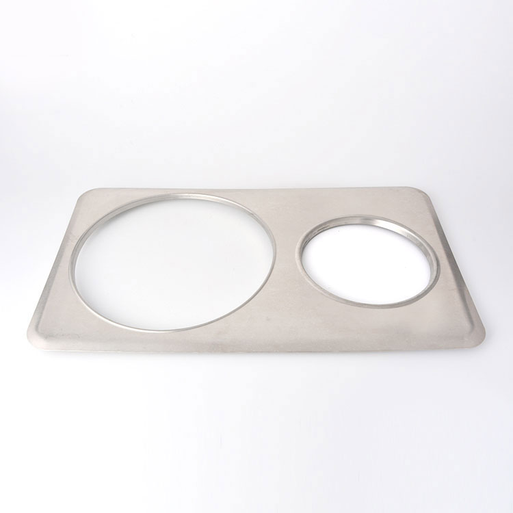 Omcan 46368 handling and storage > bain marie pots/steam table insets > adapter plates