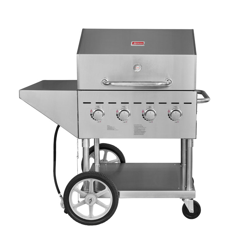 Omcan CECN0060S food equipment > outdoor cooking equipment|food equipment > outdoor cooking equipment > outdoor propane barbeque grill