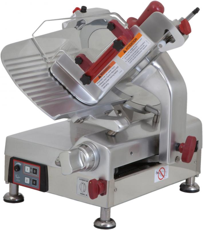 Omcan MSIT0300A food equipment > meat slicers > 12-inch blade slicers