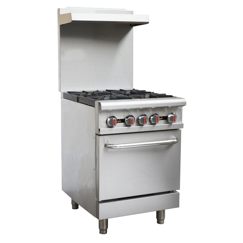 Omcan CE-CN-0609-L food equipment > cooking equipment > commercial gas ranges