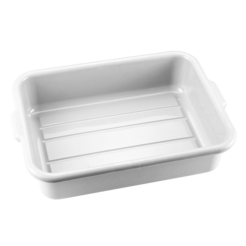 Omcan 80894 smallwares > restaurant essential > standard bussing tray or dish boxes