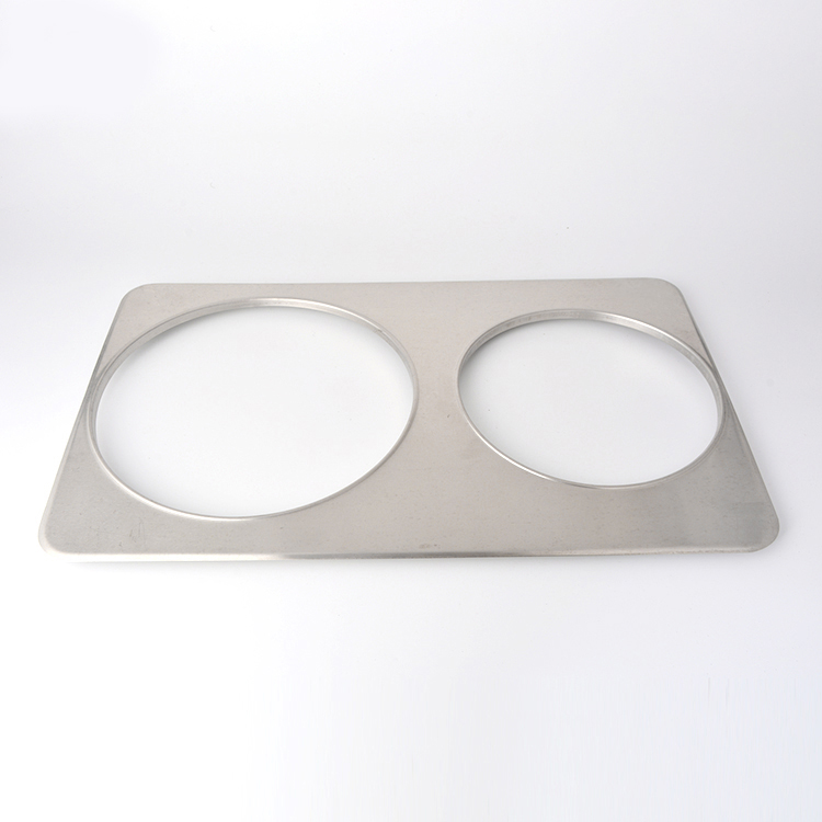 Omcan 46369 handling and storage > bain marie pots/steam table insets > adapter plates
