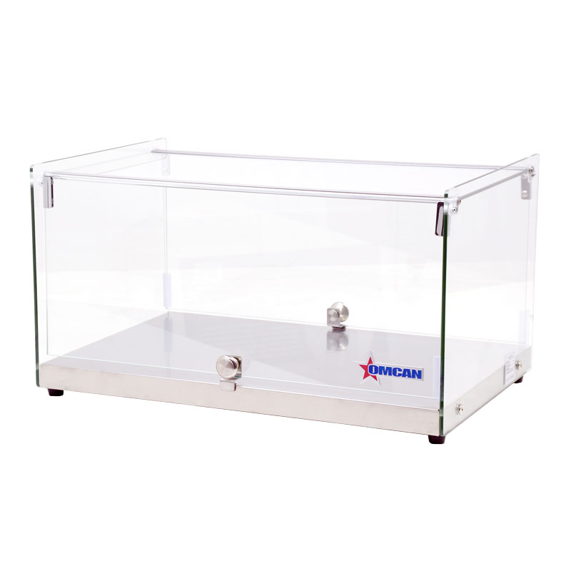 Omcan 44371 merchandising > displays > display cases