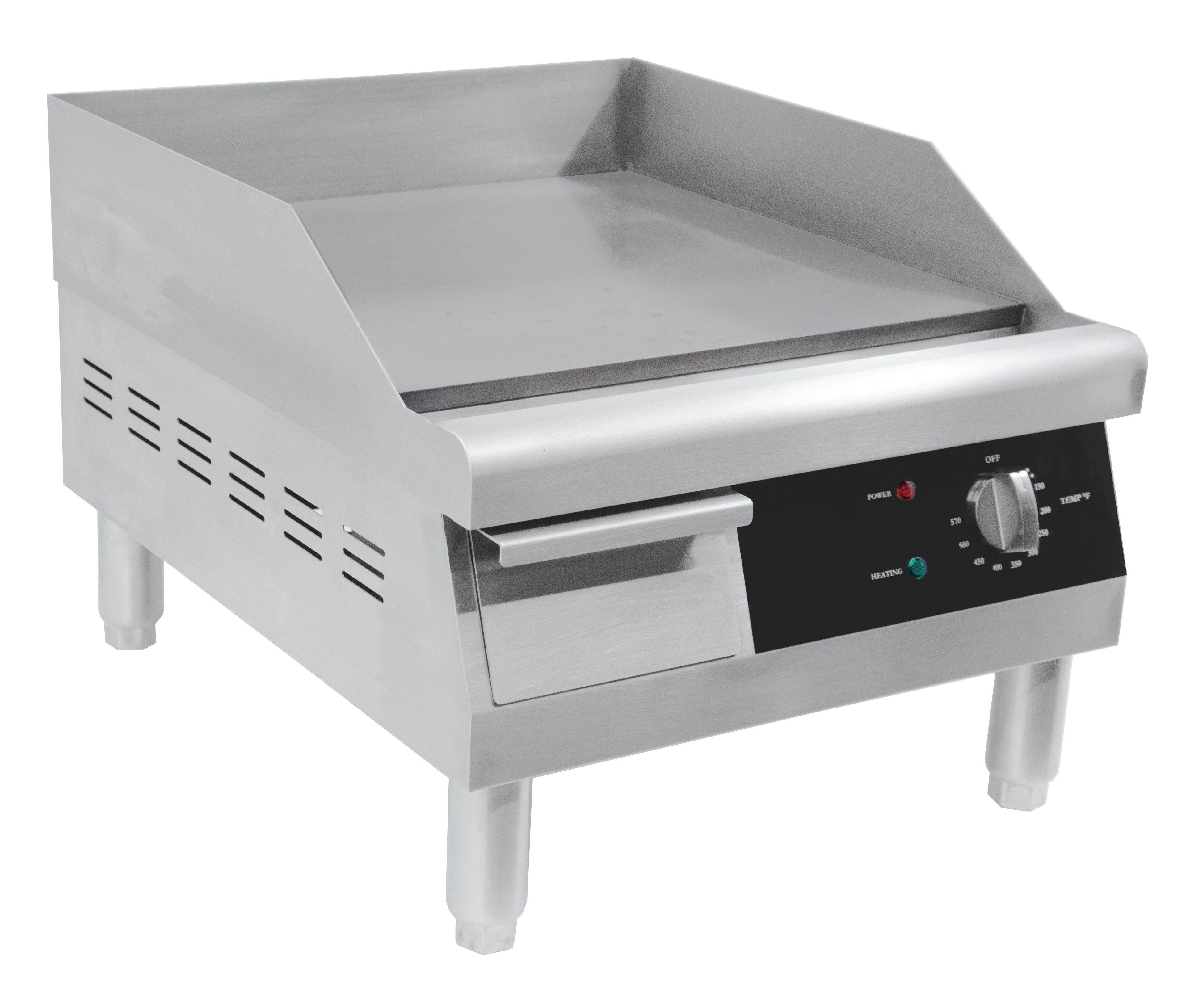Omcan CE-CN-0405 food equipment > cooking equipment > griddles