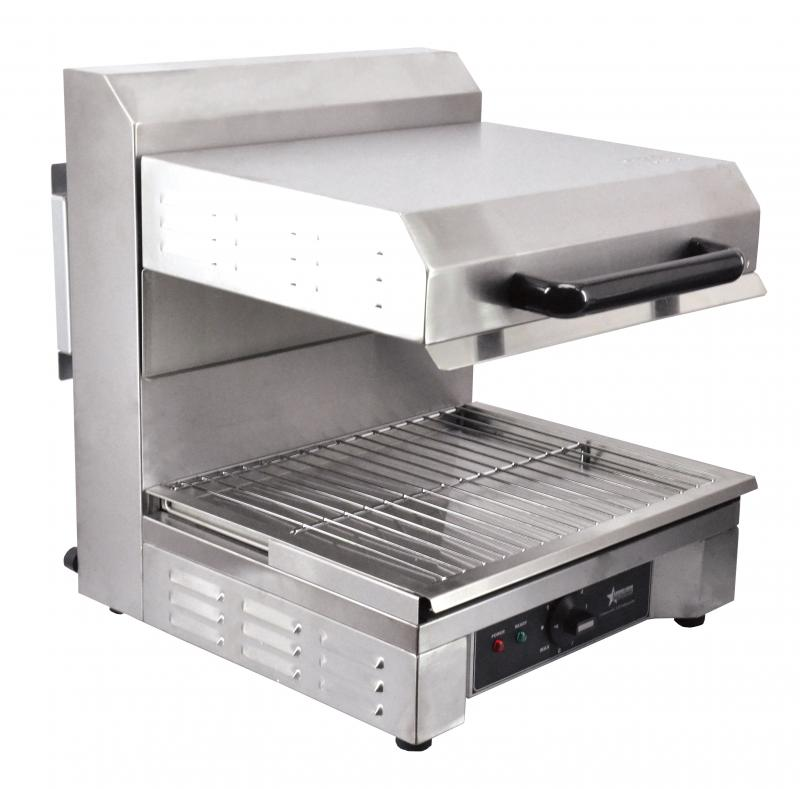 Omcan CECN1506S food equipment > cooking equipment > salamander broilers and cheese melters