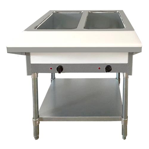 Omcan FW-CN-0002-H merchandising > hot food merchandisers > electric steam tables|featured products