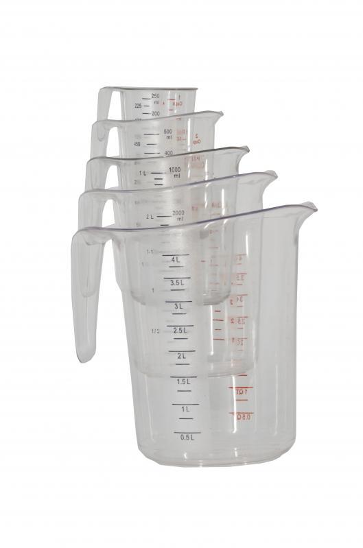 Omcan 80575 smallwares > food preparation > measuring cups
