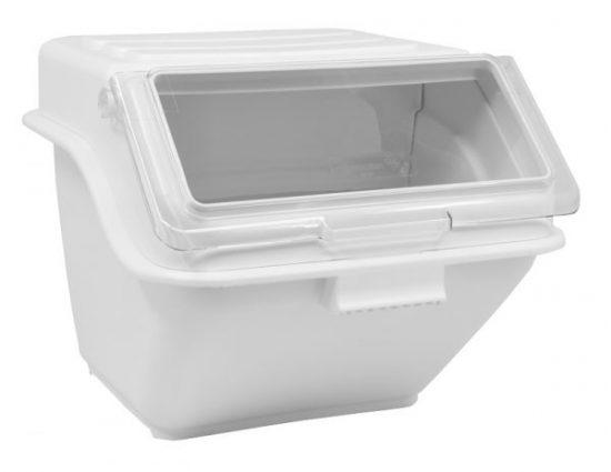 Omcan 80186 handling and storage > food storage containers > shelf ingredient bins