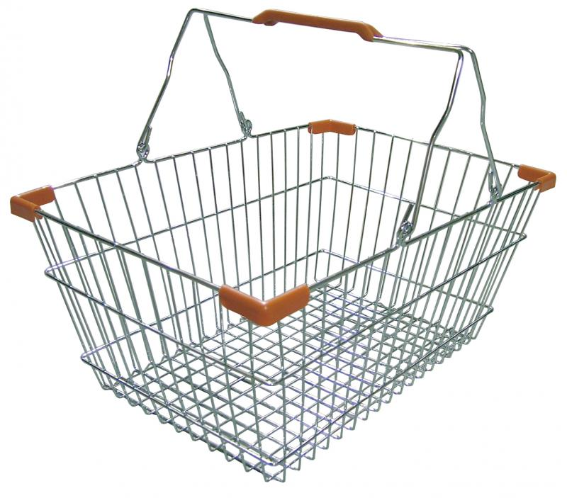 Omcan 13022 customer convenience > grocery essentials > shopping baskets and grocery carts