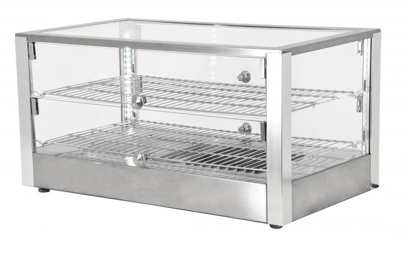 Omcan DWCN0080L merchandising > hot food merchandisers > display warmers