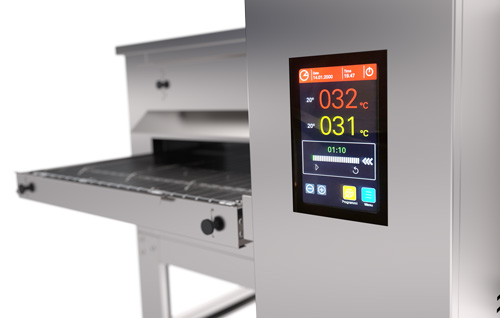 Omcan CE-IT-0500 food equipment > cooking equipment > pizza ovens and accessories > commercial ovens