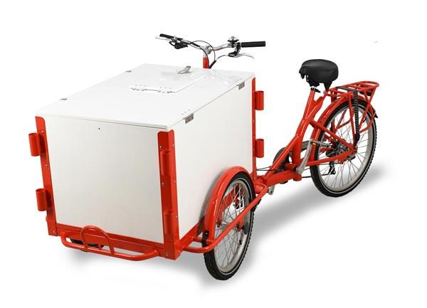 Omcan 46659 cargo bike