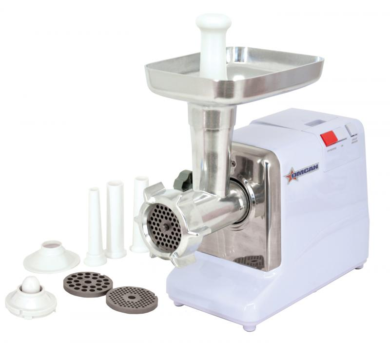 Omcan MGCN0010 food equipment > meat grinders and accessories > light-duty meat grinders