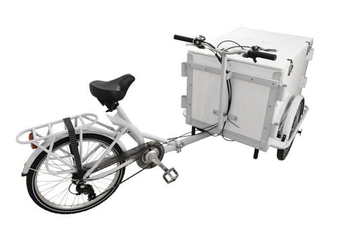 Omcan 46660 merchandising > cargo bike