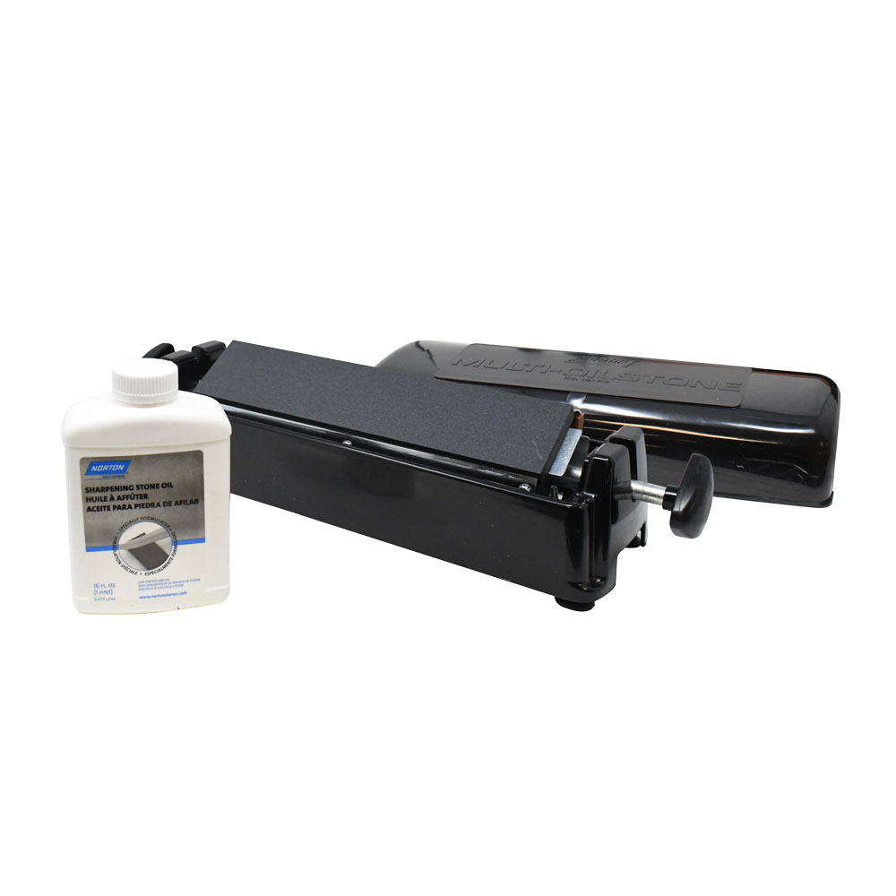 Omcan 10977 knives and accessories > sharpening products > sharpening stones