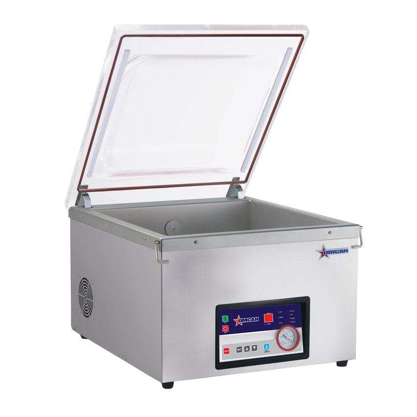 Omcan VPCN0500 food equipment > food preservation > vacuum packaging machines > economy vacuum packaging machines