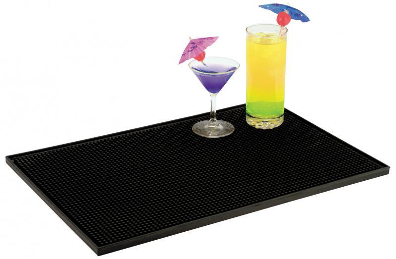 Omcan 80363 smallwares > bartending supplies > bar service mats and bar rail spill mats