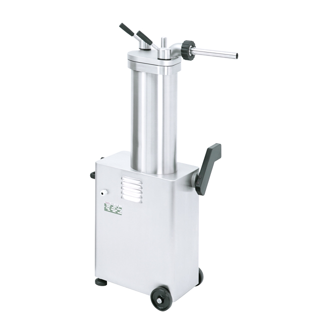 Omcan SSES0026FS food equipment > sausage stuffers > hydraulic stuffers - stainless steel