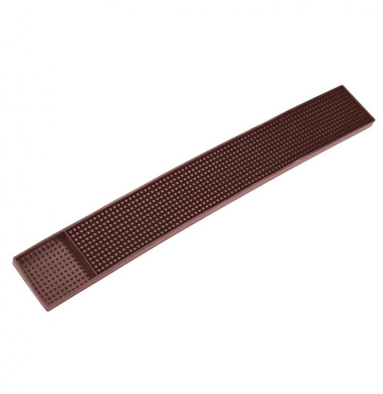 Omcan 80364 smallwares > bartending supplies > bar service mats and bar rail spill mats