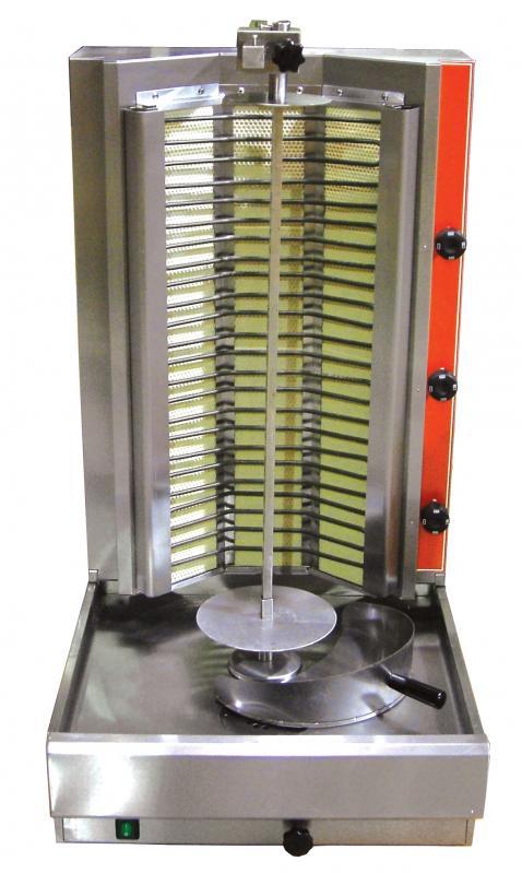 Omcan BRCN0191 food equipment > cooking equipment > vertical broilers